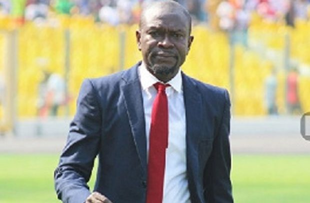 CK Akonnor sacked as Black Stars coach