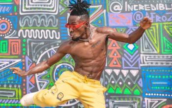 Incredible Zigi - Ghanaian Choreographer