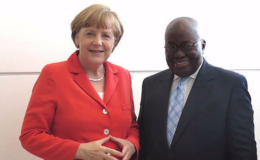 Ghana receives 1.5 million AstraZeneca vaccines from German Chancellor