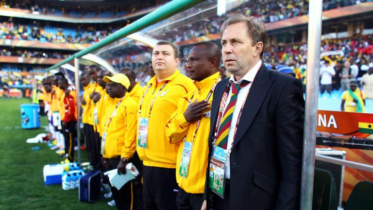 Milovan Rajevac set to replace CK Akonnor as Black Stars coach