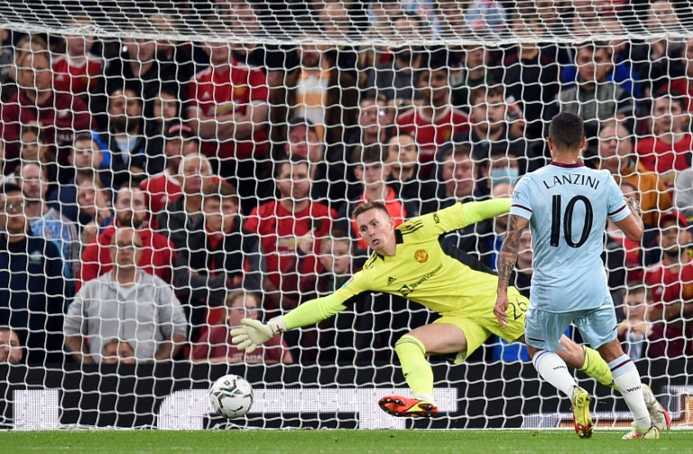 West Ham takes perfect revenge by knocking a lacklustre Manchester United out of Carabao Cup