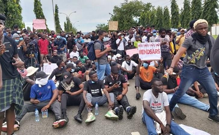 ENDSARS-Protests