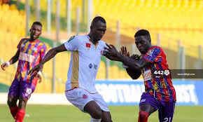 Hearts of Oak suffers epic humiliation at the hands of Wydad Athletic
