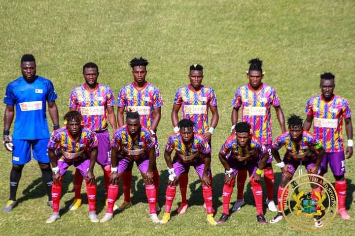 Samuel Boadu makes 2 changes as Caleb Amankwah returns against Wydad