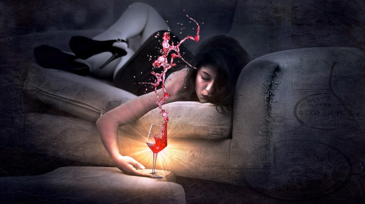 signs of alcohol withdrawal, alcohol withdrawal