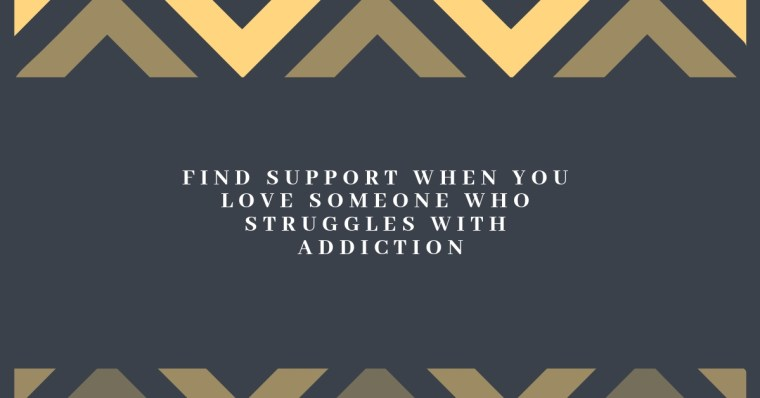 resources for families of addicts