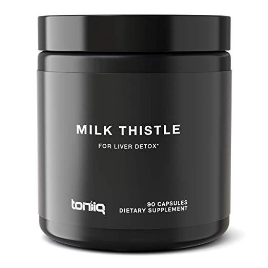 health benefits of milk thistle