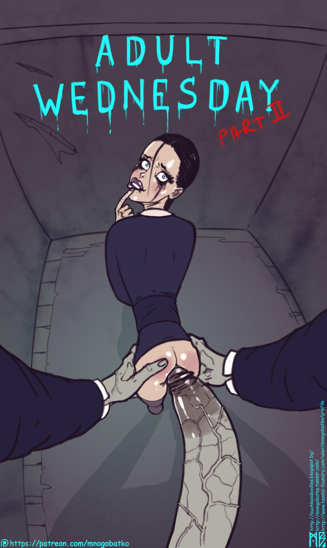 Addams Family Porn adult wednesday – the addams family [mnogobatko