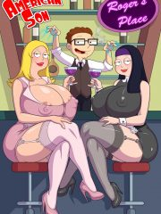 The Tales of an American Son (American Dad) 1 by Arabatos