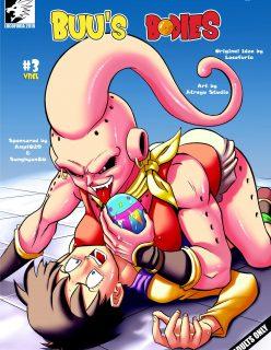 Dragon Ball Z – Buu's Bodies 3 by Locofuria