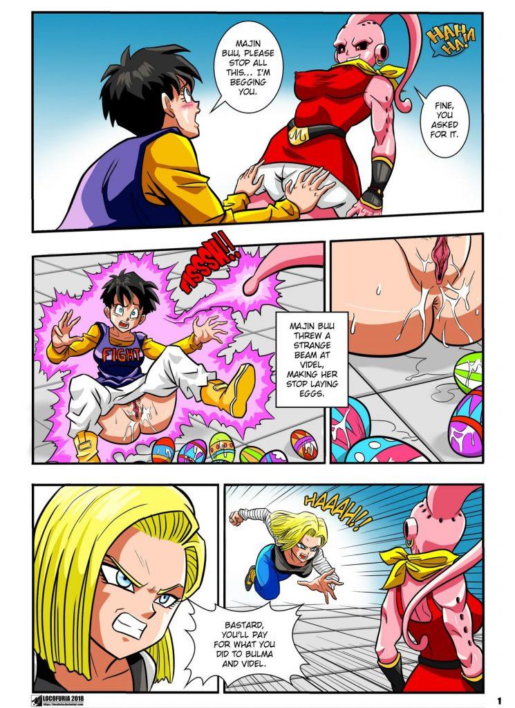 dragon ball z lesbian hentai porn