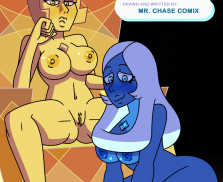 Steven Universe – Be My Diamond [Mr.ChaseComix]