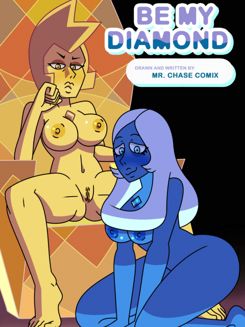 Steven Universe – Be My Diamond [Mr.ChaseComix]