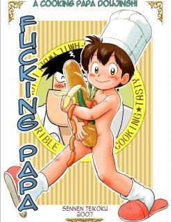 Fucking Papa (Cooking-papa) – Mitsui-jun