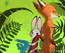 Mystic Strip Search – Zootopia [Robcivecat]