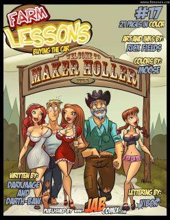 Farm Lessons 17 [Jab Comix]