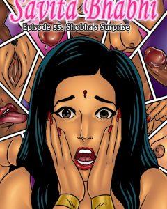 Savita Bhabhi Ep 55 – Shobhas Surprise