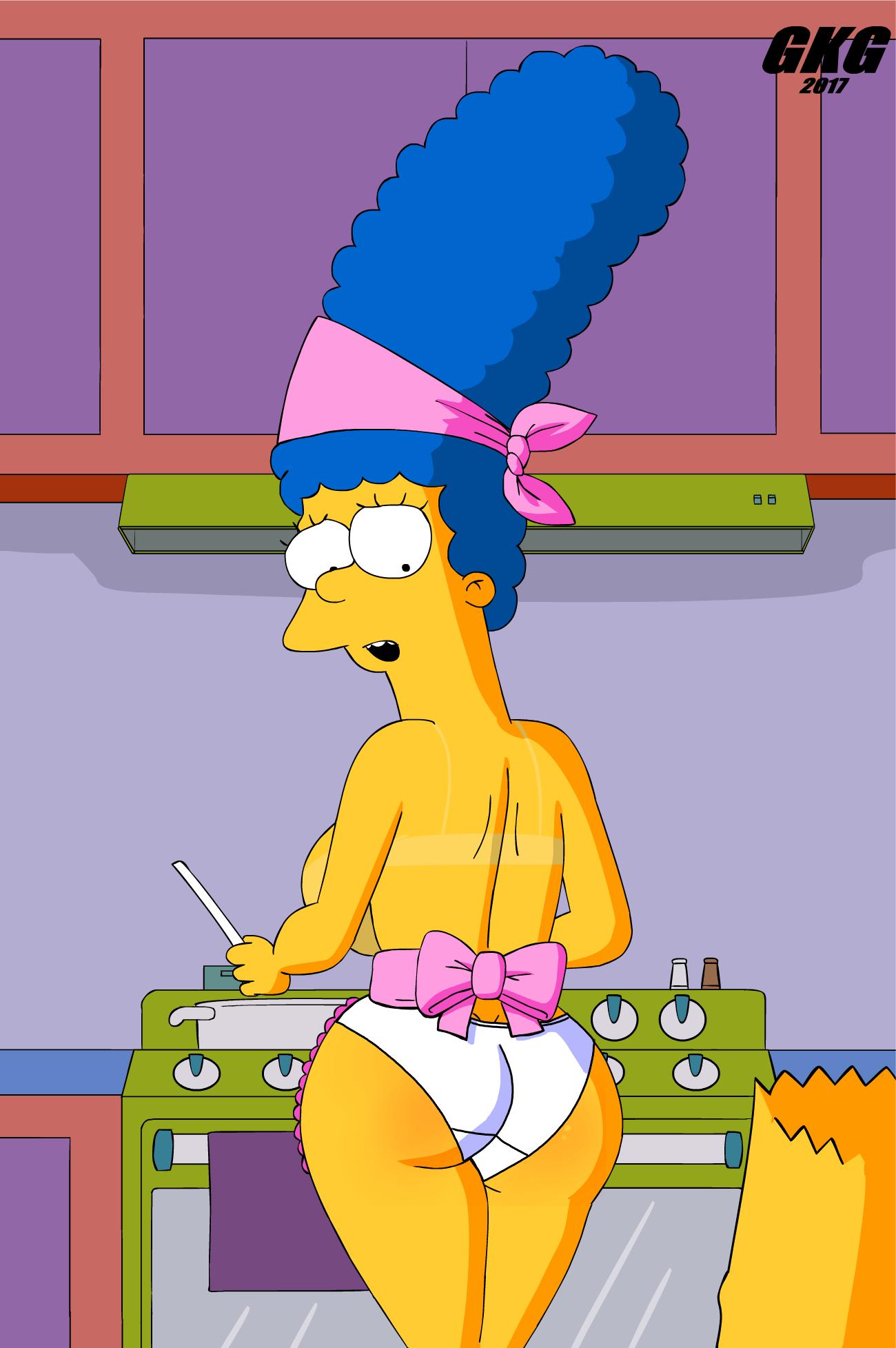 bart simpson porn