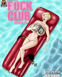 [Karmagik] The Book Club Ch. 2 (Colored)