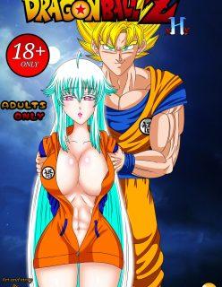Dragon Ball Z XHX (fan fiction parody)