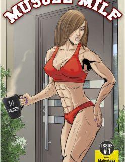 Muscle MILF 1 [BotComics]