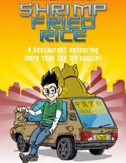 BlacknWhiteComics – Shrimp Fried Rice 1