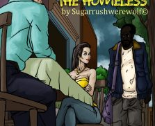[Illustrated Interracial] A Favor For The Homeless