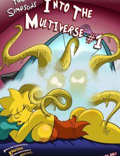 Into The Multiverse (The Simpsons, Futurama) – Kogeikun