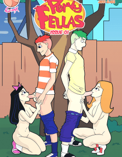 Phineas and Ferb – Pervy Fellas [ErionX]