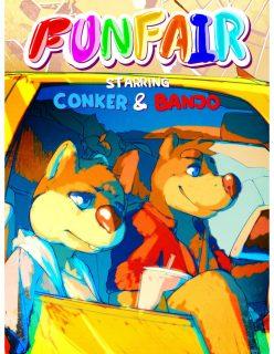 [Hollonut] FUNFAIR, starring Conker & Banjo