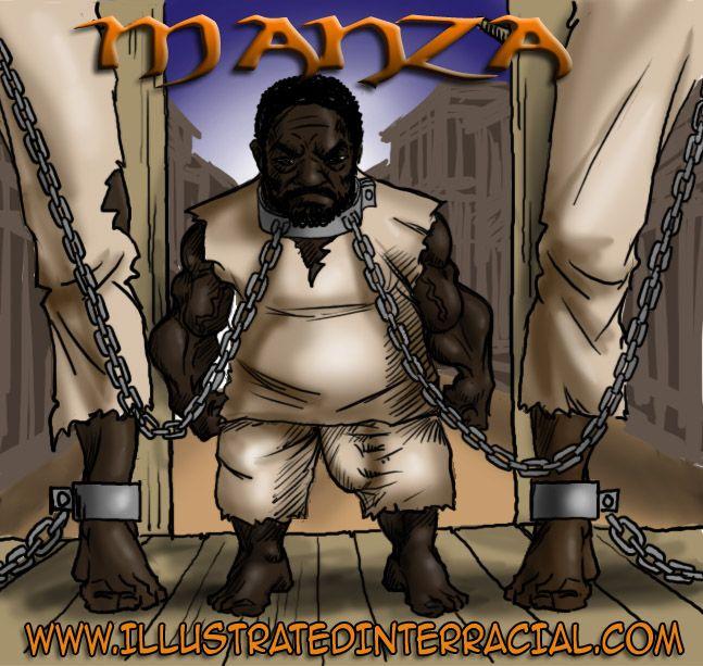 Manza – IllustratedInterracial