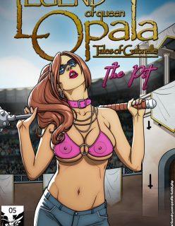 [ALXR34ALXFuckIt] Legend Of Queen Opala Tales of Gabrielle – The Pit