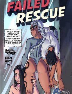 Failed Rescue – Complete (including Epilogue) – Sleepy gimp