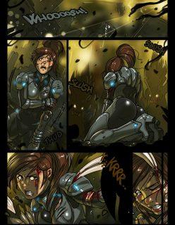 Kerrigans Destiny – Starcraft [Ganassa]
