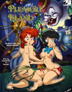 [Locofurial] Pleasure Island – Pinocchio Preview