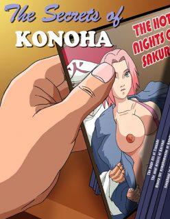 Super Melons – The Secrets of Konoha