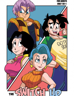 The Switch Up (Color) Complete! [Funsexydragonball]