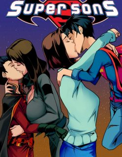 Aya Yanagisawa – Super Sons 1 (Justice League)