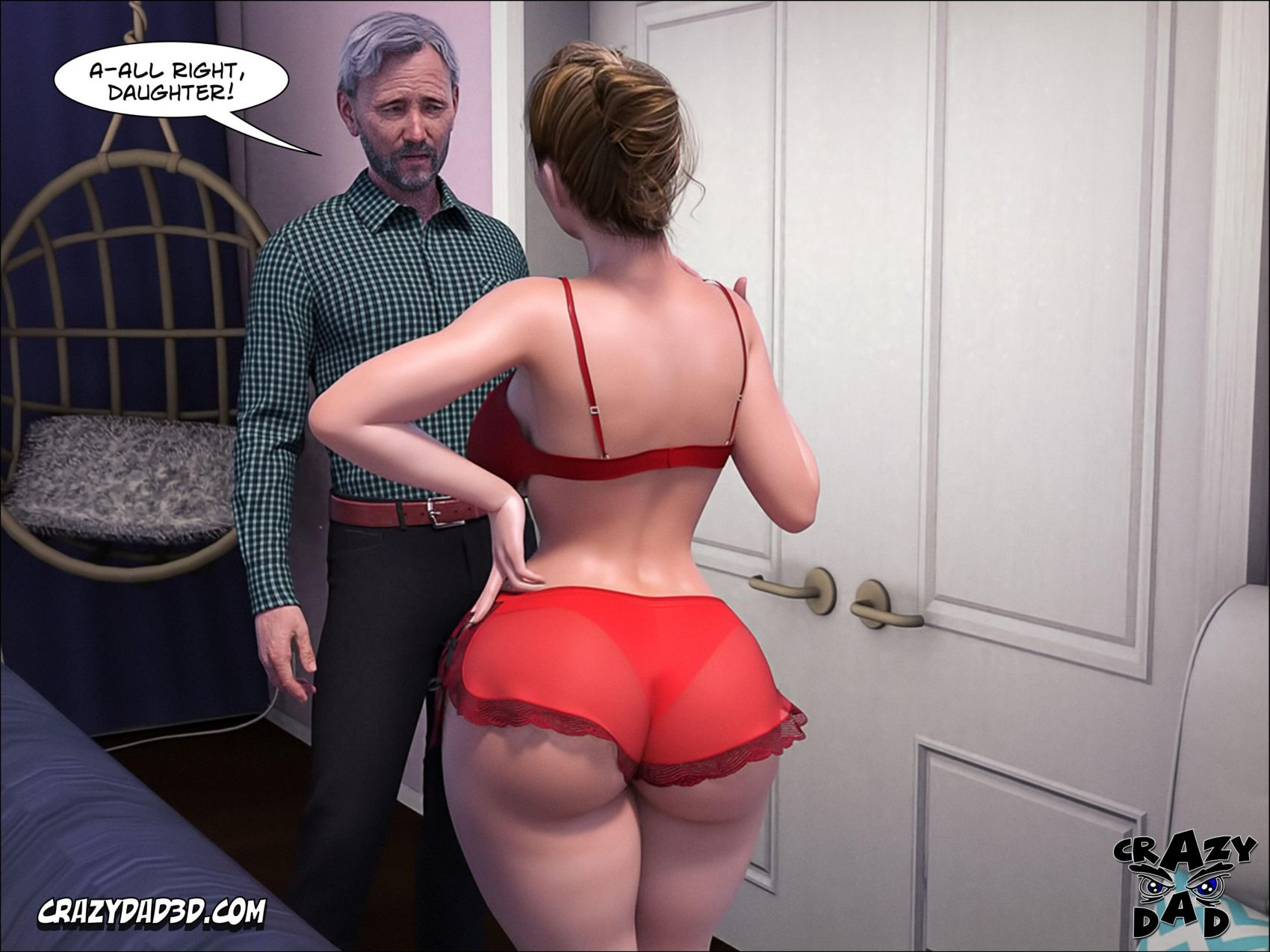 Father-in-Law at Home 7 [Crazy Dad]