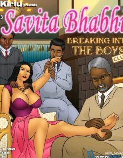 Savita Bhabhi EP 103 – Breaking Into The Boy's Club