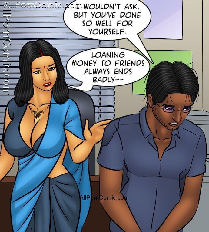 Savita Bhabhi EP 106 – Caught Cheating