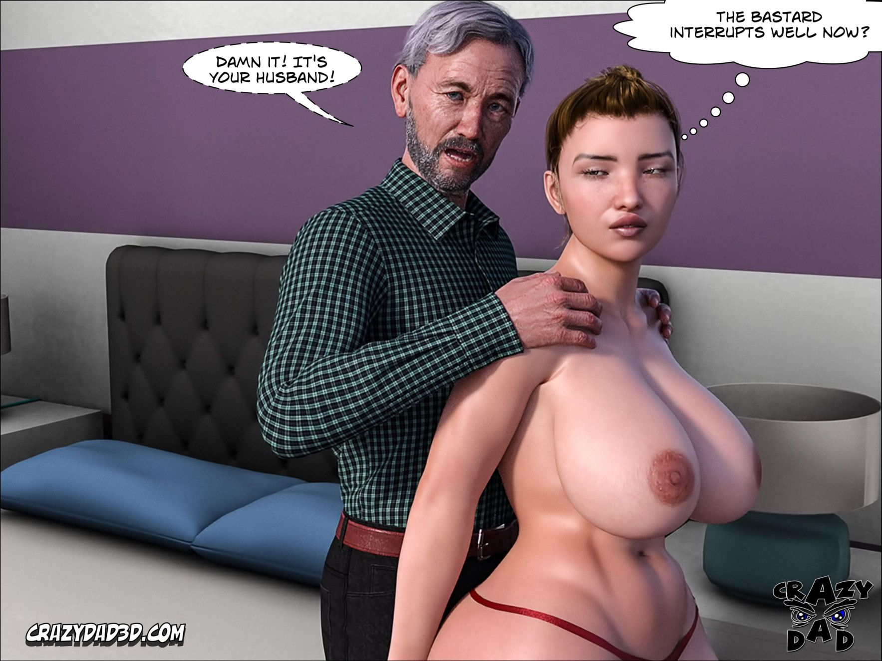 Father-in-Law at Home 8 [Crazy Dad]