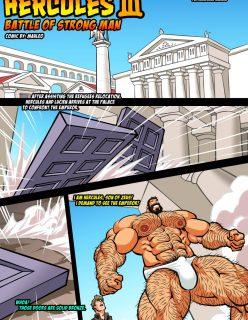Hercules Battle Of Strongman Pt3 [mauleo]