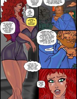 Mary Jane Watson in Caesar the Conquer – Comix