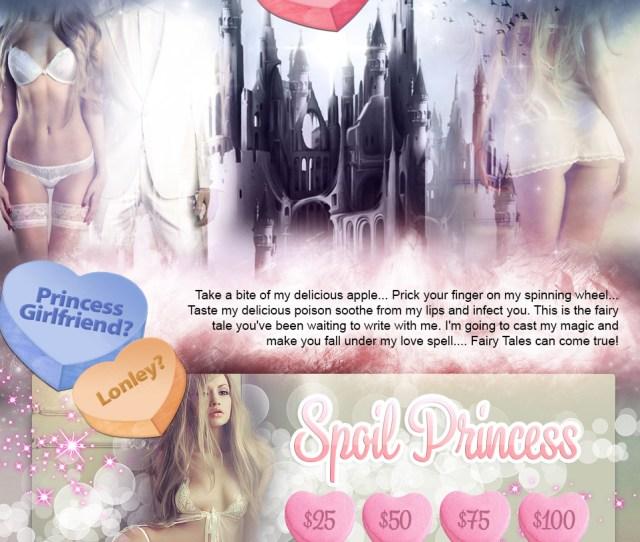 Niteflirt Princess Template
