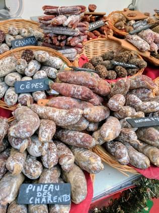 Street market finds