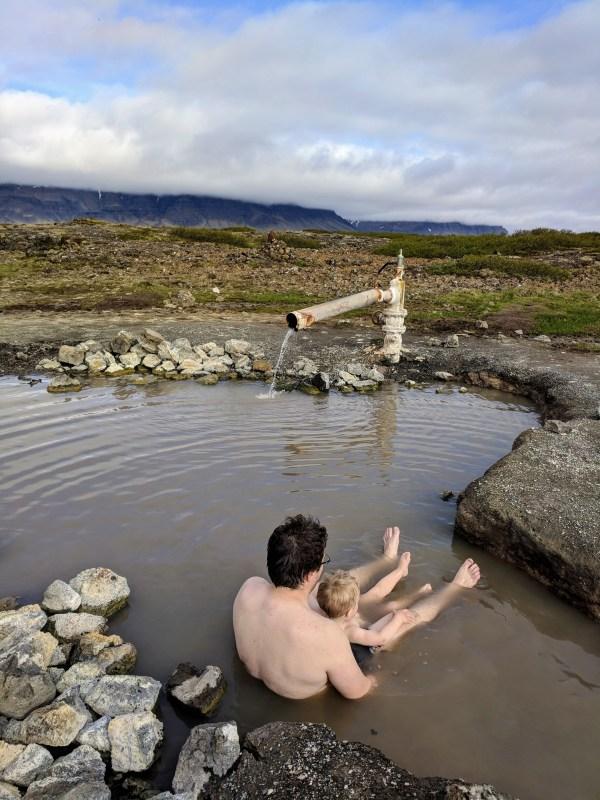 Landrotalaug Hot Springs