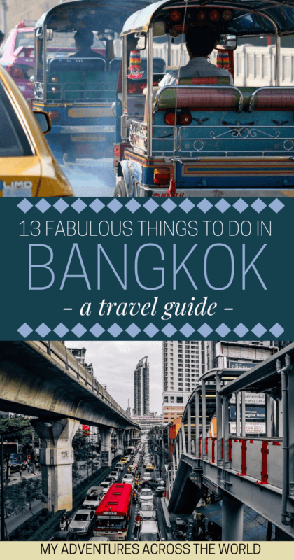 Discover all the top things to do in Bangkok - via @clautavani