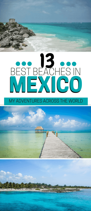Enjoy the best beaches in Mexico - via @clautavani