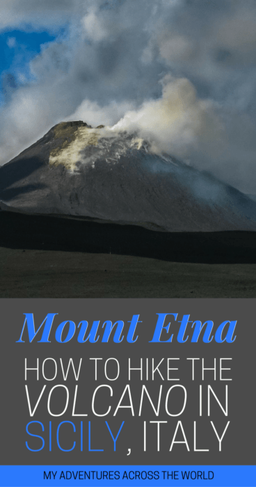 Learn how to hike Mount Etna - via @clautavani